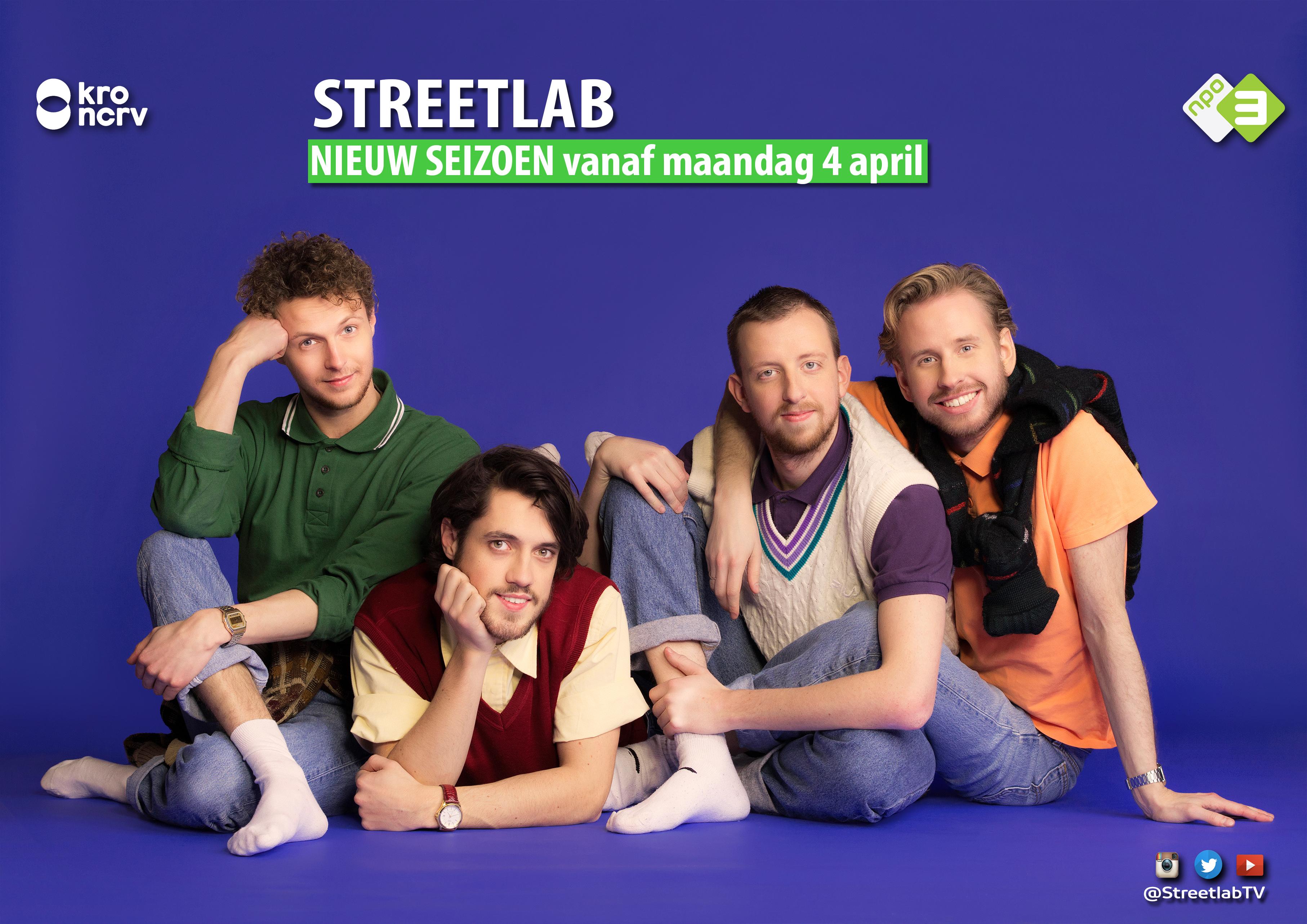 nieuw seizoen 3 - streetlab